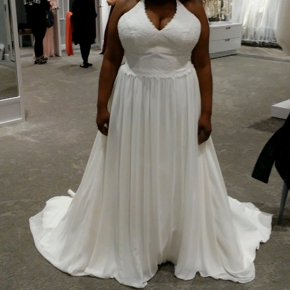 Apologise, ivory halter wedding dresses prompt reply